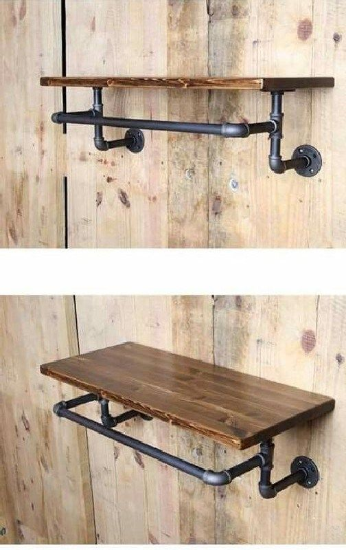 Best Industrial Pipe Furniture Designs for A Cool and Chic Home Decor (10)