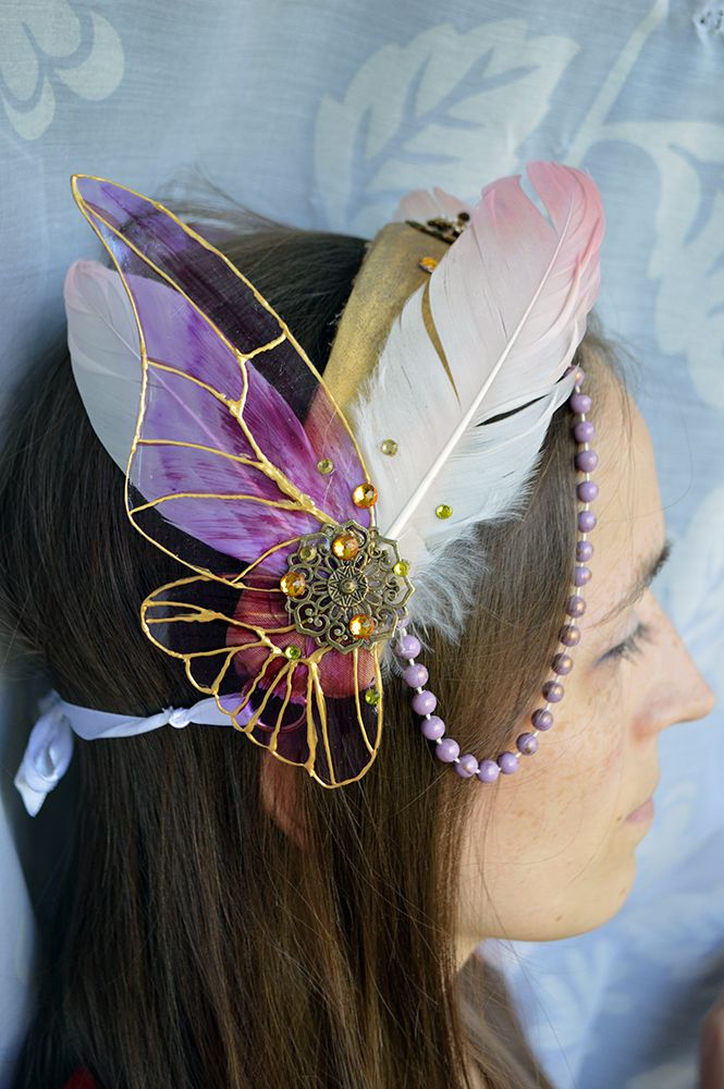 Fairy Headpiece by Naruvien
