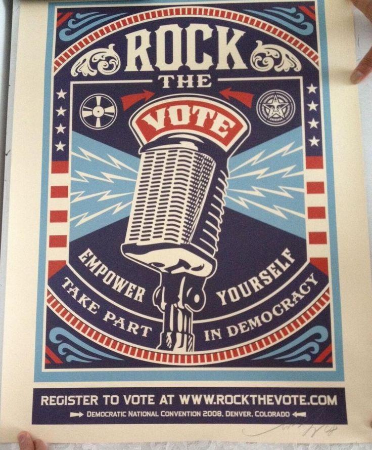 #EP2014 Rock the Euro Vote!