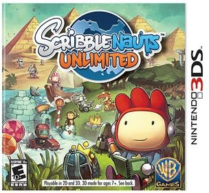 Scribblenauts Unlimited: #Nintendo 3DS Enter to WIN!
