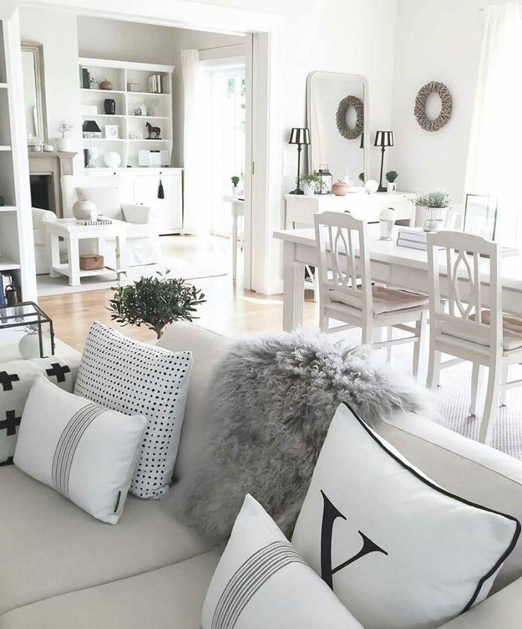 pin tillagd av carina ohlsson p heminredning pinterest heminredning. Black Bedroom Furniture Sets. Home Design Ideas