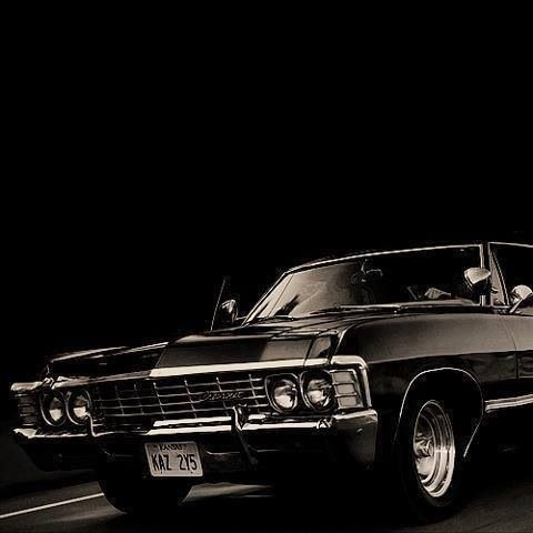 1967 Chevy Impala One Day This Car Will Be Mine D Supernatural