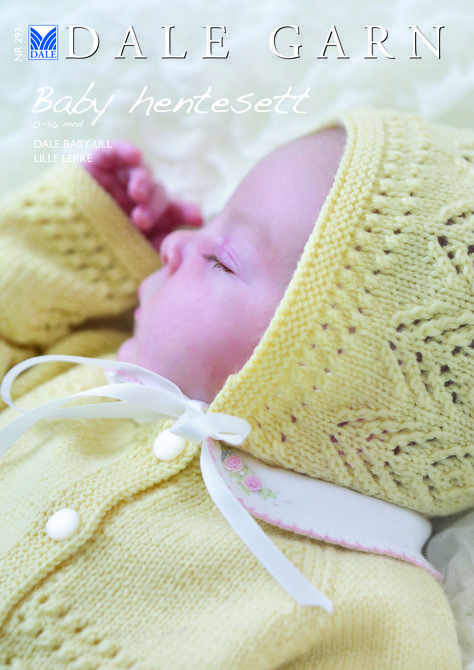 DG293 Baby knit Free pattern book