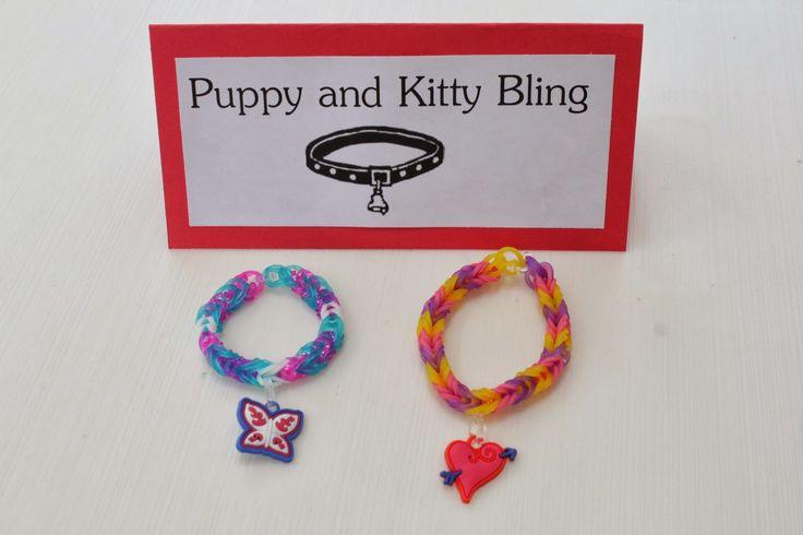 Rainbow Loom Dog Collar 80 best Paw Patrol Bir...
