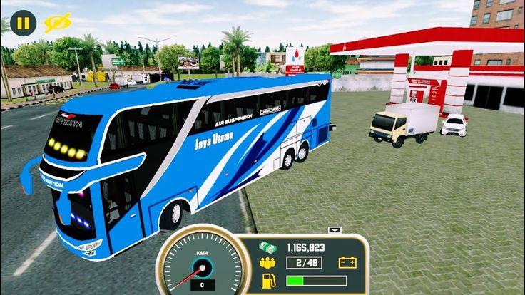 Mobile Bus Simulator Game Mobil Mobilan Permainan Laki Laki Mobil Bus Jaya Utama Mobil Mainan Mobil Kendaraan