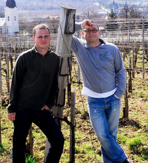 By maintaining tiny parcels of vineyards in historically great sites, Hajdú János & Farkas Krisztián are making pure, modern, yet classically inspired dry wines.