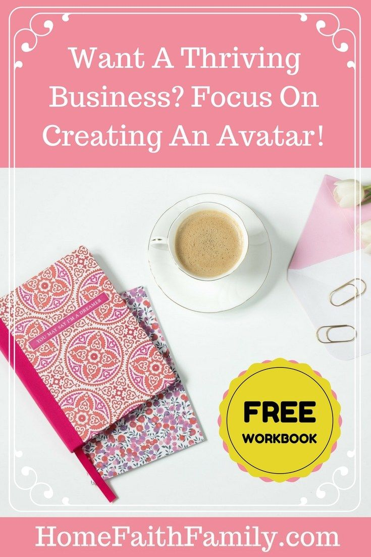 Creating an avatar will be a game changer for in creating your brand and business. By creating an avatar you will significantly increase your businesses productivity and growth. Click to read how easy creating an avatar is and to download your free Avatar Workbook.