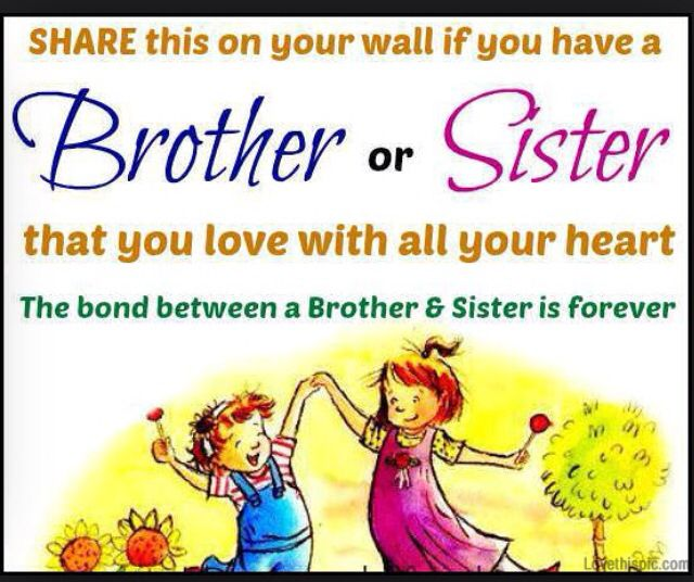 Best 25+ Brother Sister Love Quotes Ideas On Pinterest