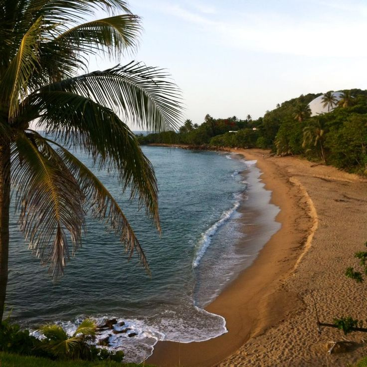 una de las playas de Rincon Playa, Rincon