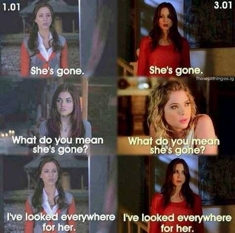 Spencer's Always In The Middle Of Things.-A