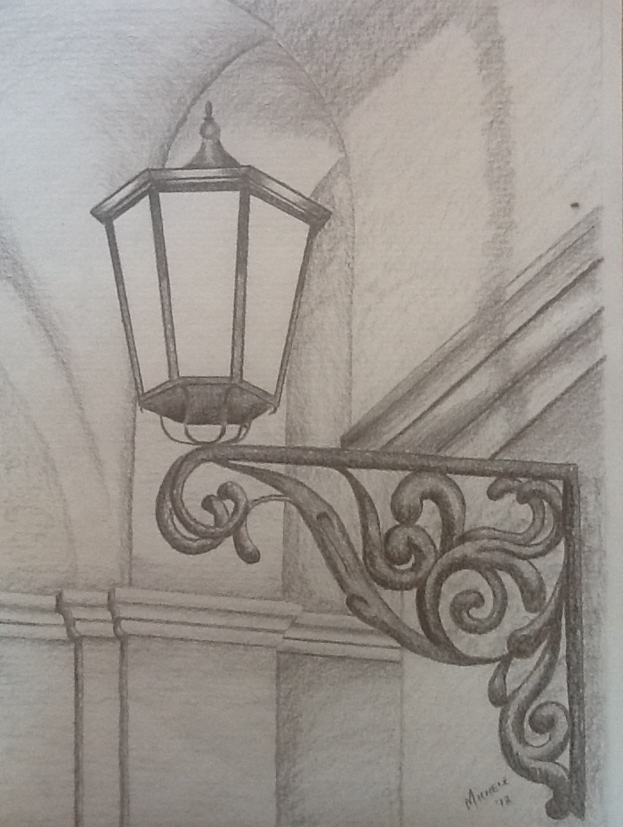 Antique street lights have so much more to tell than meets the eye....