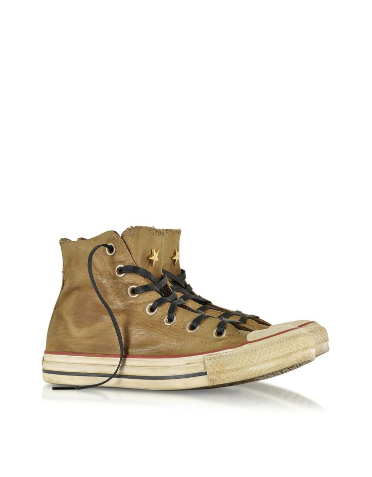 converse limited edition all star hi canvas vintage tan. Black Bedroom Furniture Sets. Home Design Ideas
