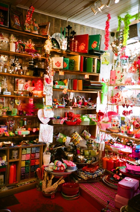 Blackout, 53 Kensington Place, Brighton, UK | Eccentric, colourful, kitsch, folk art products sourced internationally from areas like India and China