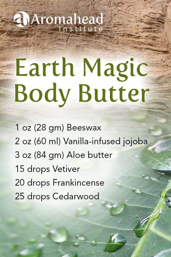 How To Melt Shea Butter And Natural Oils For Body Care Essential