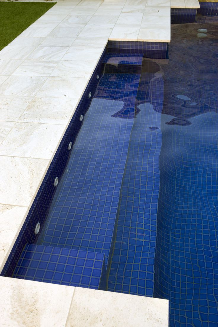 Dark Blue Pool Water 7 best dark blue tiled pools images on pinterest | dark blue, blue