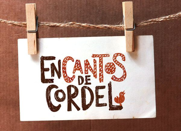 Encantos de Cordel on Behance