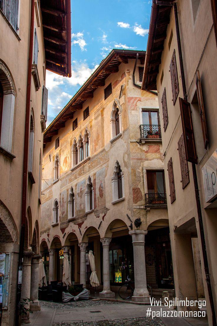 Palazzo Monaco - #Spilimbergo #fvg