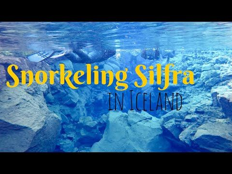 Snorkeling Silfra: Swimming Between Tectonic Plates in Iceland