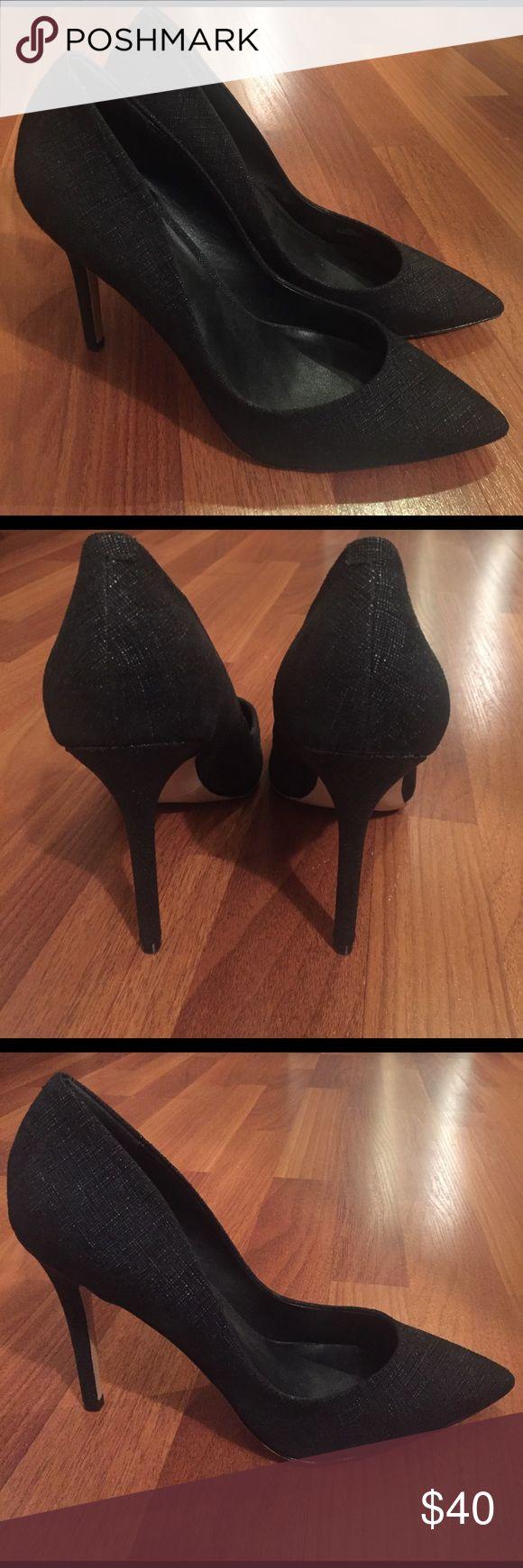 Charles by Charles David black pumps. No box. Gorgeous black pumps. As good as new. Charles David Shoes Heels