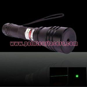lampe de poche laser vert puissant
