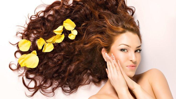 8 продуктов для роста и красоты волос.