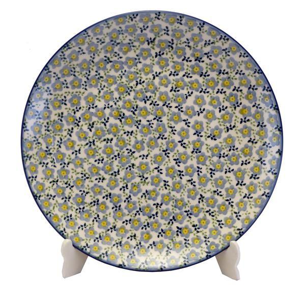 10  Dinner Plate (Floral Revival Pastel)  sc 1 st  Pinterest & 9 best Polish Pottery dinner plates images on Pinterest | Dinner ...