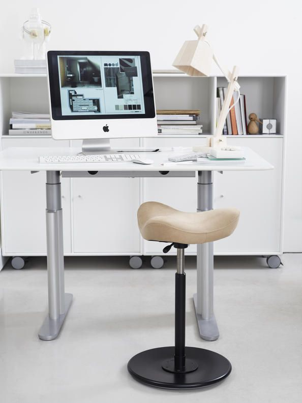 Why A Varier Move™ Chair Makes A Great Seat For Sit Stand Work. Posture Perchfect Sitting