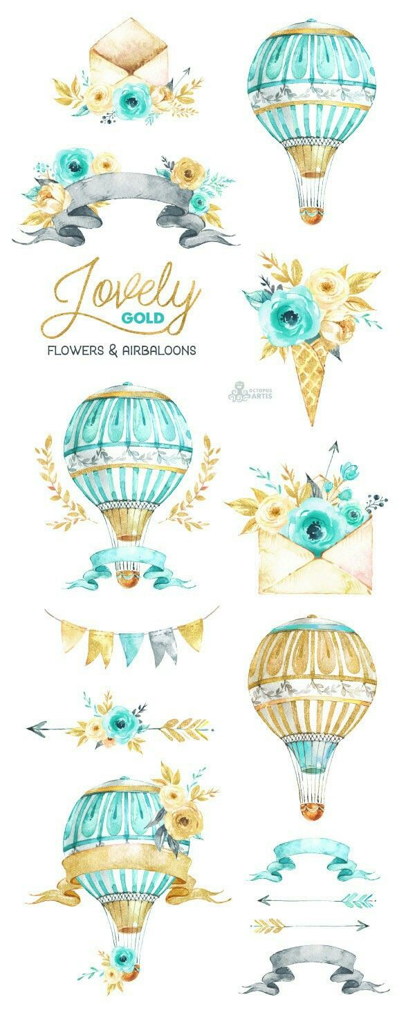 Голубо Золотая тема