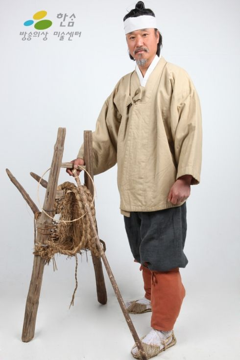 상품 상세보기 : 2. 조선시대 일반의상 - 0208.평민