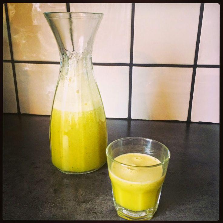 Lykkes Lækkerier: Søgeresultater for Ananasjuice med appelsin og citronmelisse