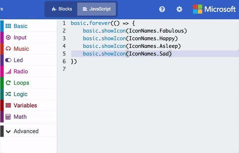 A JavaScript Blocks Editor