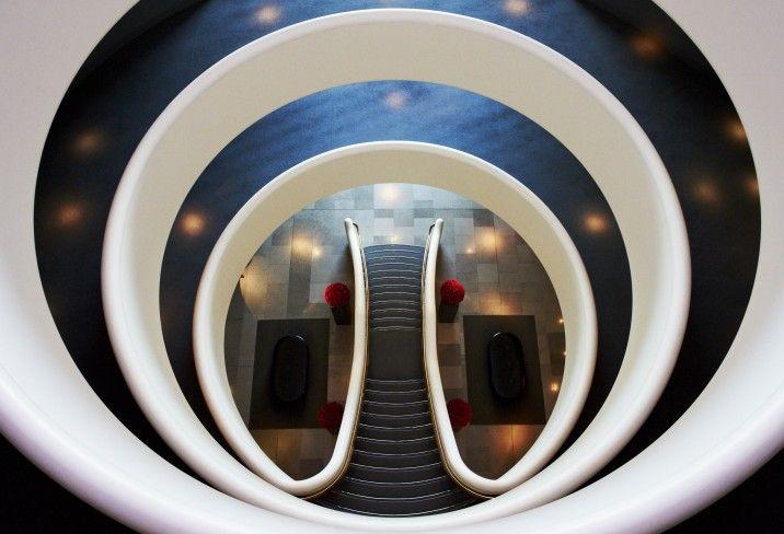 Aviator Hotel, The Rotunda (Atrium)