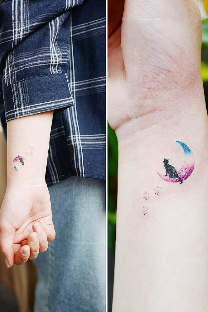 51 Gorgeous Looking Watercolor Tattoo Ideas Watercolor Wrist Tattoo Colour Tattoo For Women Small Watercolor Tattoo