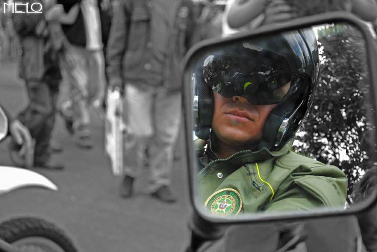 Boghota's Policeman