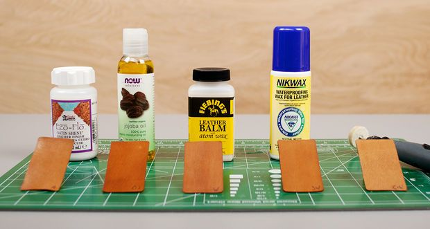 Comparing Leather Finishes
