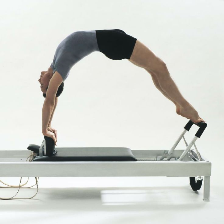 Peter Fiasca (Classical Pilates) beautiful High Bridge on the ...