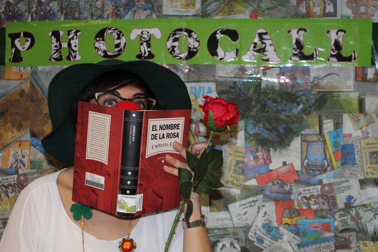 El nombre de la rosa, de Umberto Eco.