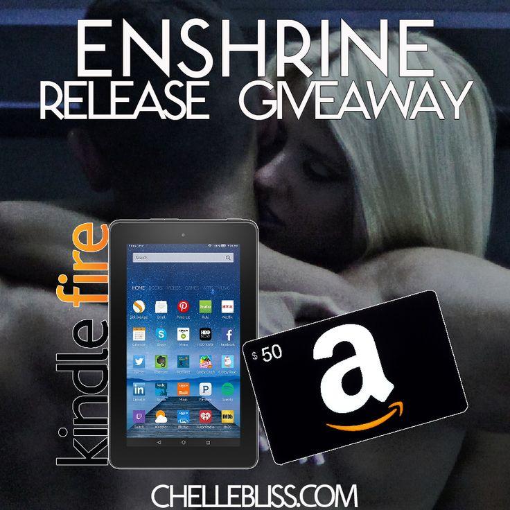 Kindle Fire & $50 Amazon Gift Card Giveaway