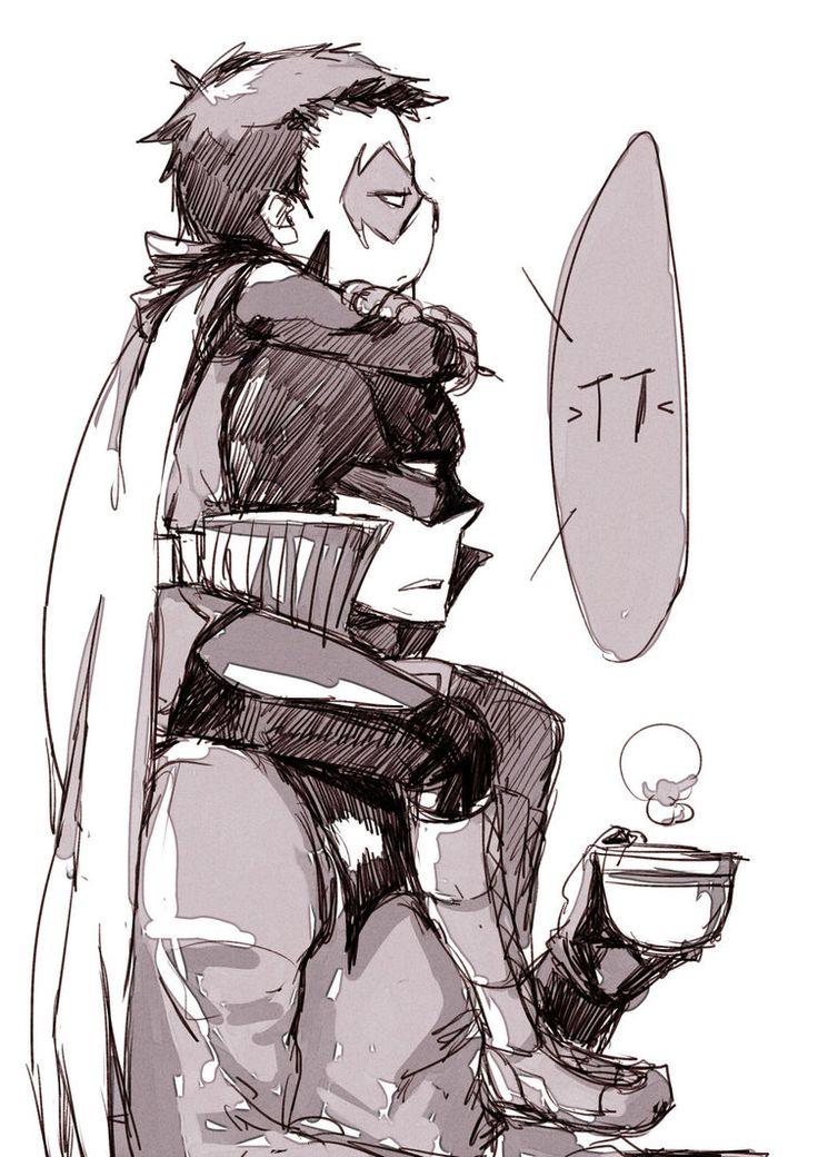 batman and robin by FermiumIce on DeviantArt
