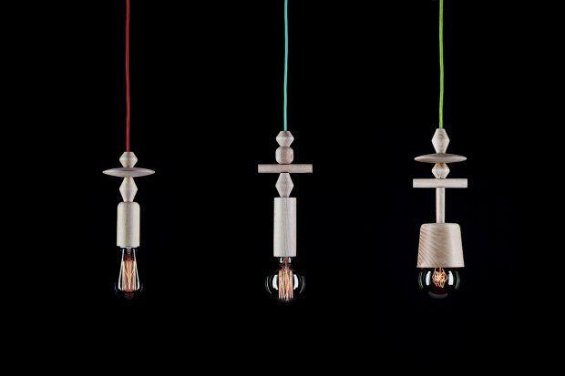 HOP Design - lampa Totem