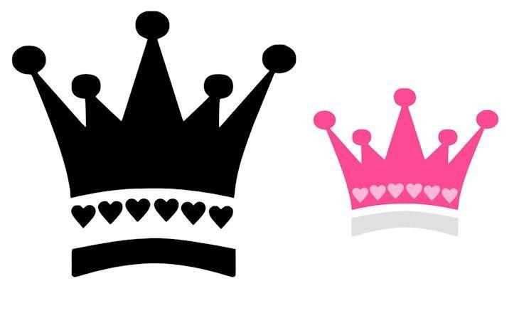 kroontje   Kronen   plotterpatronen