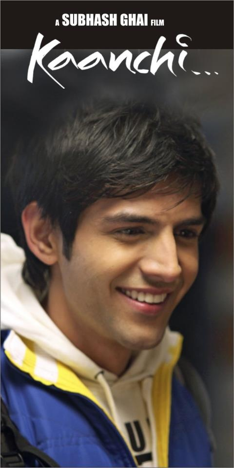 """When asked about getting an opportunity to be male lead in KAANCHI....  Kartik Tiwari sounded quite excited. """"Every newcomer dreams of working with Mr. Subhash Ghai. I am two films old.I am excited. And now to be a part of a film directed by Subhashji just makes the picture complete."""""""