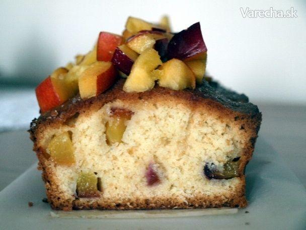 Chlebík s nektarínkami (fotorecept)