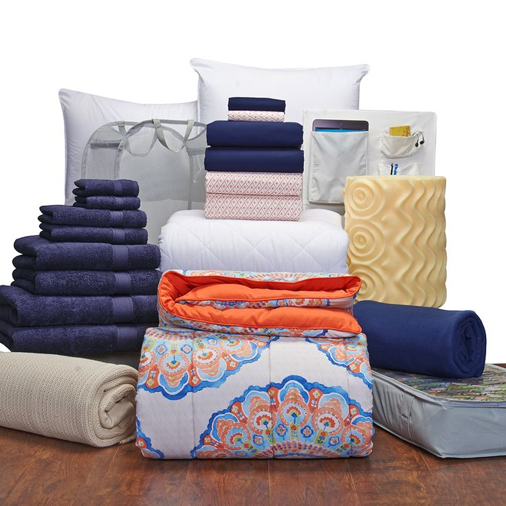 Complete Campus Pak - Twin XL Bedding and Bath Set | University of West Florida Dorm Bedding and Bath | OCM.com