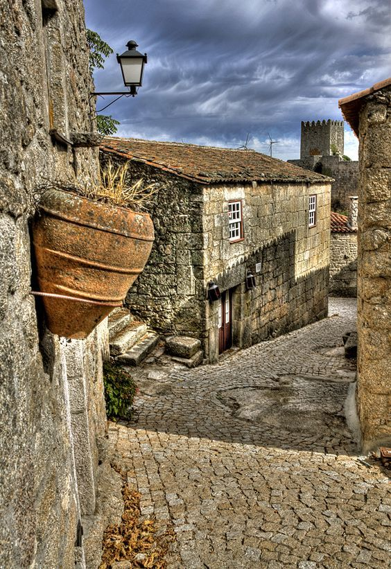 My inner landscape - Sortelha, Portugal