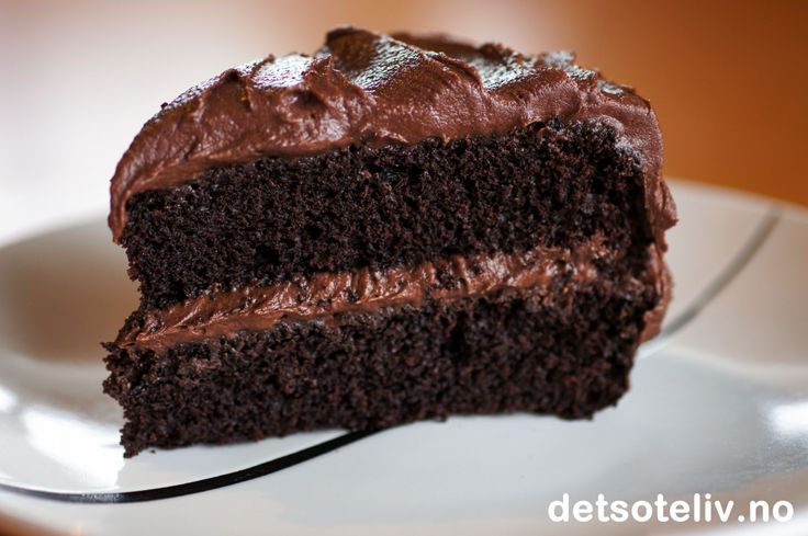 Mad about Chocolate Crazy Cake! Mad about U!