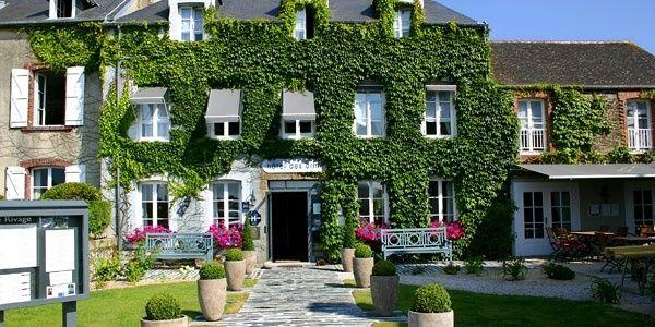 Hotel des Ormes, Normandy, France Hotel Reviews | i-escape.com