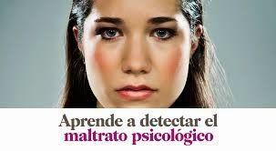 Consuelo de la Hidalga: AGRESIÓN PSICOLÓGICA