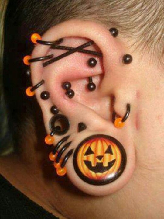 Piercings [bit too much for me, but i still love the ...
