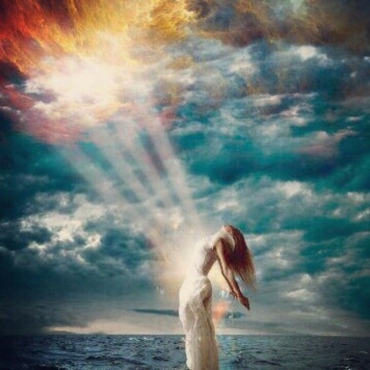 Surrender- beautiful!!
